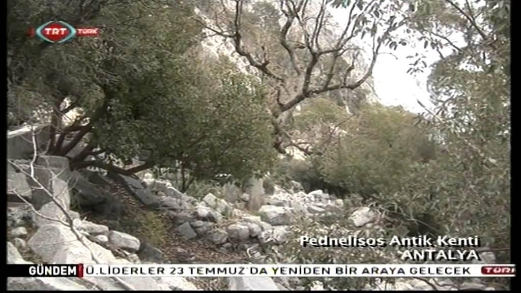 Antik Yollar : Trt zor yollar 11. bölüm antalya yeŞİlvadi manavgat pednelİsos antİk