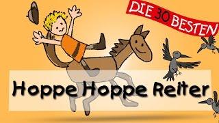 Hoppe Hoppe Reiter - Traditionelle Kinderlieder || Kinderlieder