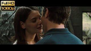 Бэтмен: Начало. Поцелуй Брюса и Рэйчел