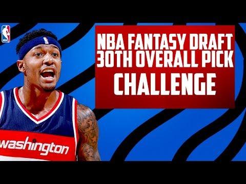 30TH OVERALL PICK! FANTASY DRAFT CHALLENGE REBUILD! NBA 2K19 MY LEAGUE