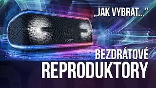 Jak vybrat bezdrátový reproduktor | Bezdrátové reproduktory | AlzaTube