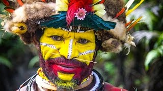 10 Most Isolated Tribes