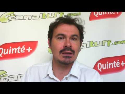 emission video des courses turf pmu du Jeudi 3 août 2017