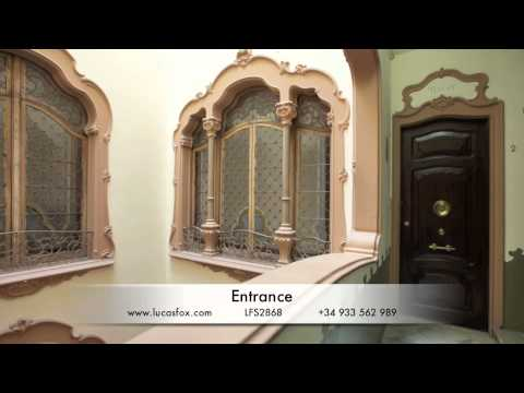 Apartment Property to buy & view in the Eixample, Barcelona, Spain: LFS2868