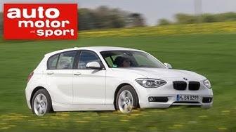 Fahrbericht BMW 114d
