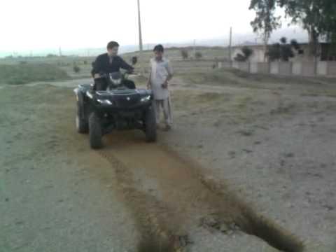 Somewhere In Pakistan Atv Bike Heavy Motorcycle Youtube