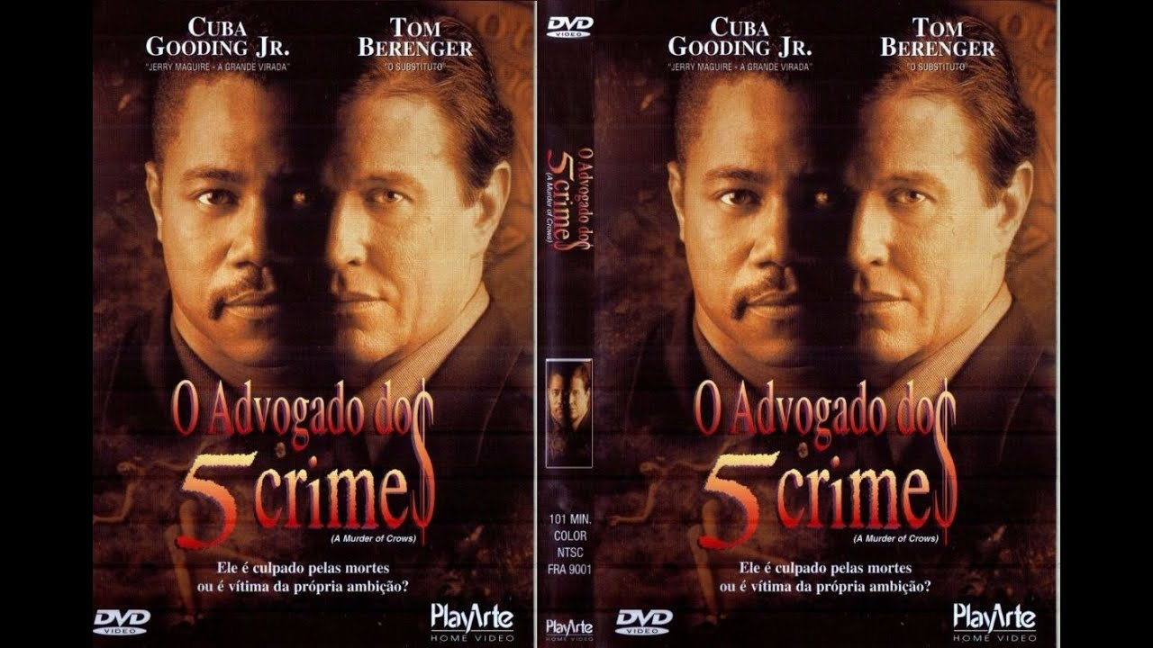 O Advogado Dos 5 Crimes 1998 Dublado Youtube