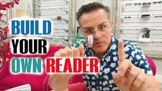 Build Your Own Reading Glasses