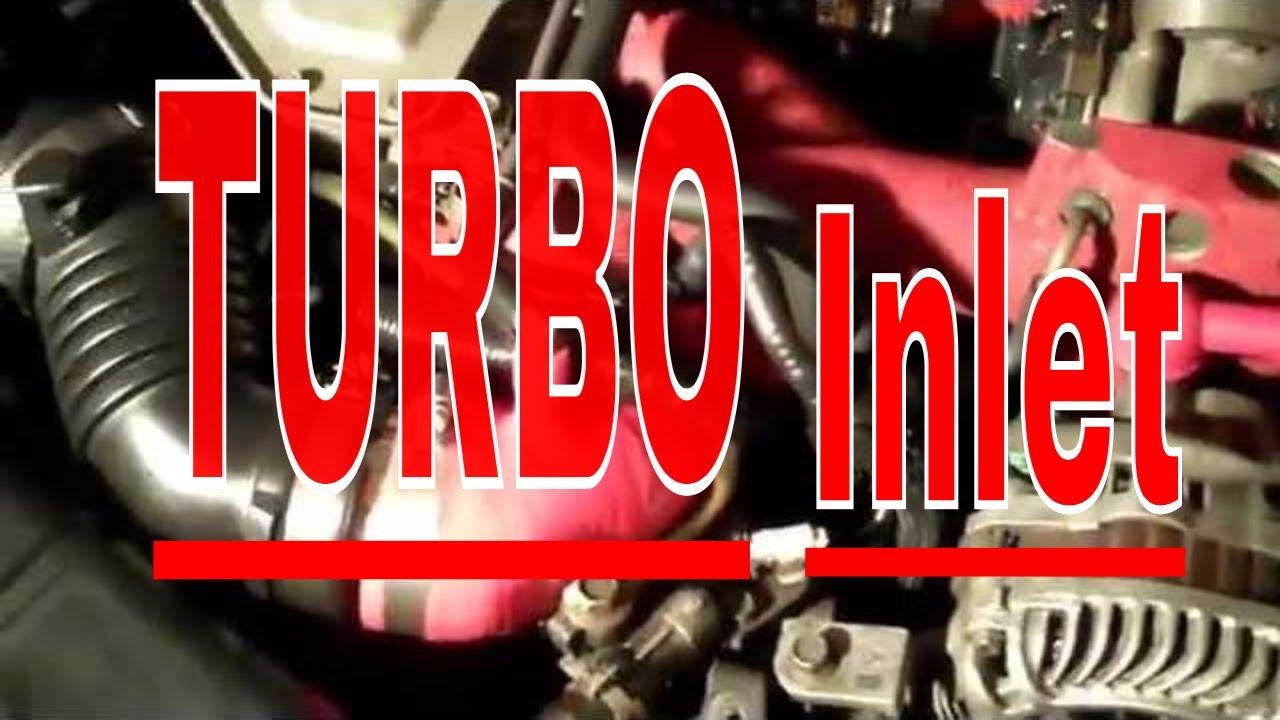 Subaru Service Series Part 8 Wrx Sti 2002 2007 Godspeed Turbo Inlet 02 Engine Diagram Install How To Svtwrc Youtube