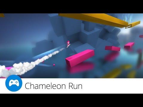 Chameleon Run (recenze hry)