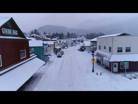 Wrangell Alaska SNOWMAGEDDON 2/2/2018!!!