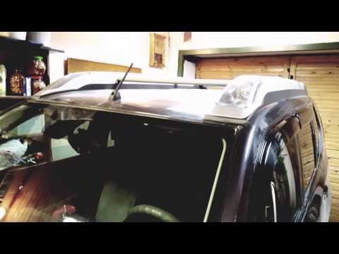 Багажник для Nissan X trail
