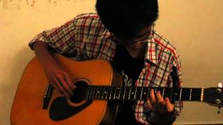 [guitar solo] Mong manh tình về - Hopo
