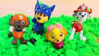 Развивающие мультики для малышей Игрушки Щенячий патруль новые серии Мультики для детей на русском