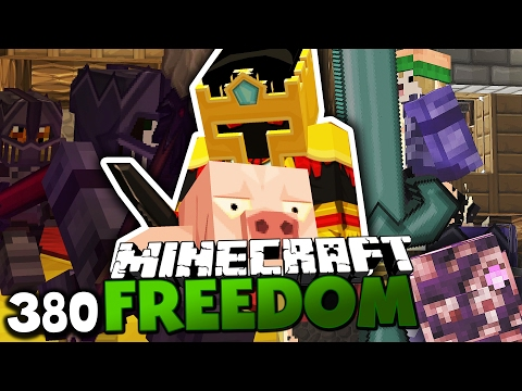 DAS FINALE ✪ Minecraft FREEDOM #380 [DEUTSCH] | Paluten