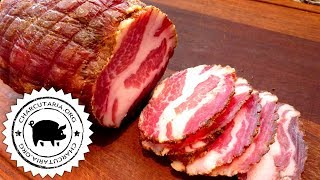 CAPOCOLLO COPPA CAPICOLA HOMEMADE