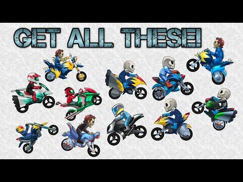 Bike Race Pro 6.2 Hack - All Tournaments Bikes (maniac, Agile Soul...)+World Tour+(ultra,super...)