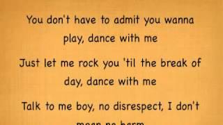 Justin Timberlake - Rock Your Body Lyrics