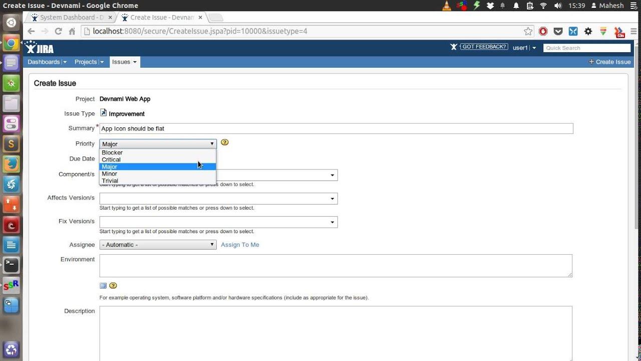Jira Tasks And Sub Tasks Issue Tracking Youtube