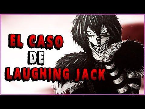 EL Misterioso Y Aterrador Caso de Laughing Jack | Todo Sobre el ORIGEN del CREEPYPASTA MALDITO