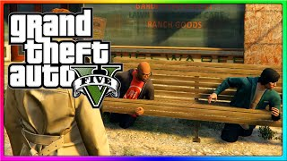 GTA 5 Online PC - SideArms the Musician, Running Glitch, and other Funny Moments! (GTA 5)