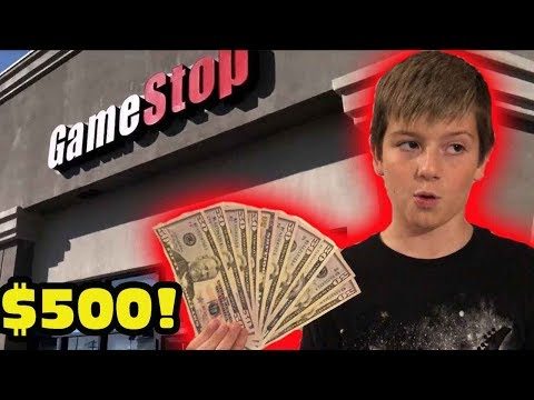 Kid Temper Tantrum STEALS $500 From Dad, Goes To Gamestop To BUY PS4 & NEW Spider-Man Game SKIT!