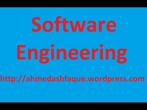 A course in software engineering - lecture 3 (feasibility study)