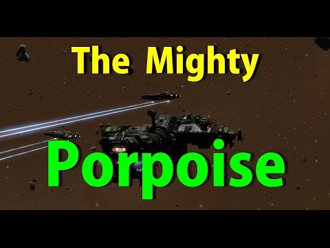 Porpoise Industrial Ship - Mining Yield - EVE Online