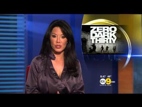 Sharon Tay 2012/12/19 KCAL9 HD