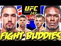 Top Finishes From UFC Tampa Fighters