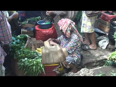 INDONESIA RANTEPAO CITY SULAWESI