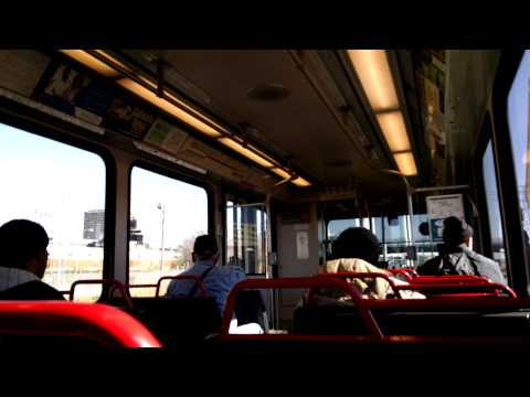 49 Second Ride on St. Louis Metrolink