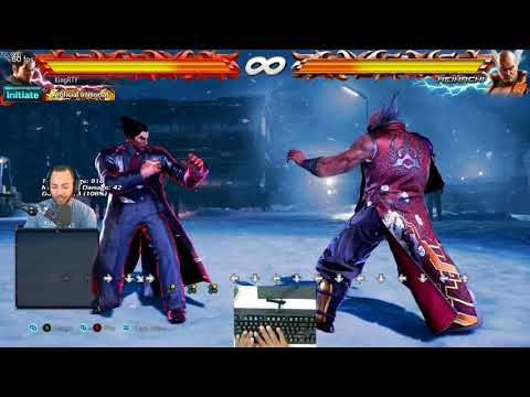 Tekken 7: How to do EWGF on Keyboard/Hitbox CONSISTENTLY.