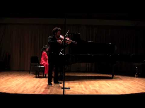 """From My Heart"" by Paul Coletti- Juan Miguel Hernandez Viola, Makiko Hirata Piano"