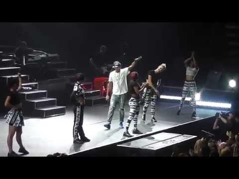 Pharrell Williams - Dear Baes - Prague - 17.9.14