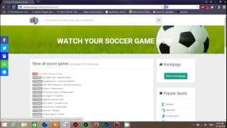 Best website to watch free live streams 2016/17 --- football, nba, american football, more