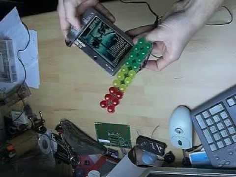 Test Sound VuMeter LED