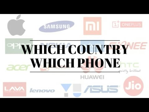 MOBILE PHONE MAKER WITH COUNTRY ORIGIN.