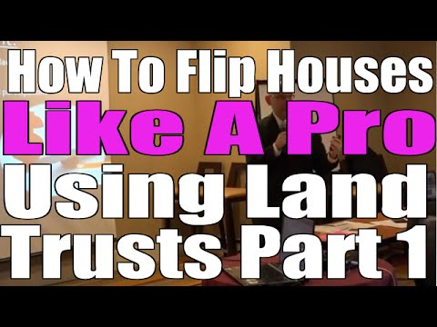 Working With Land Trusts Part 1 Of 2 | Learn real estate investing Baltiimore