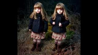 Жуткая история про близняшек Ужас!