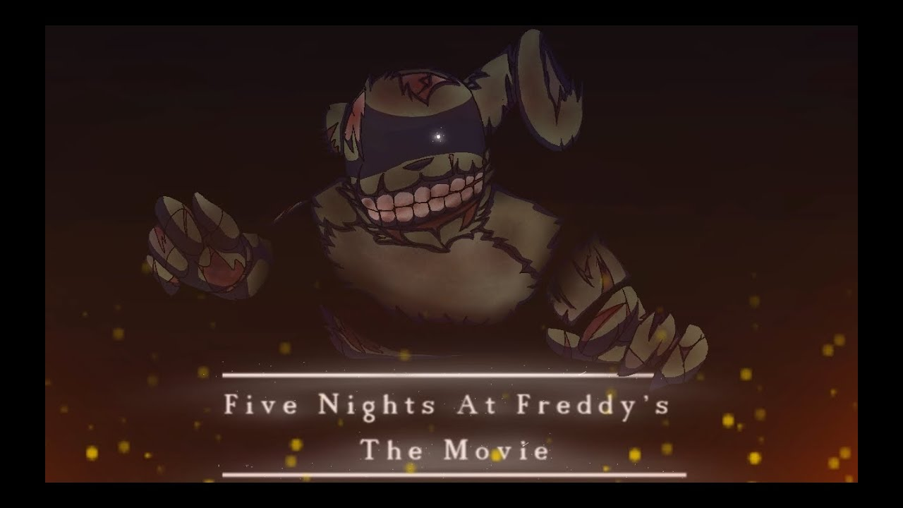 Download Five Nights At Freddy's The Movie