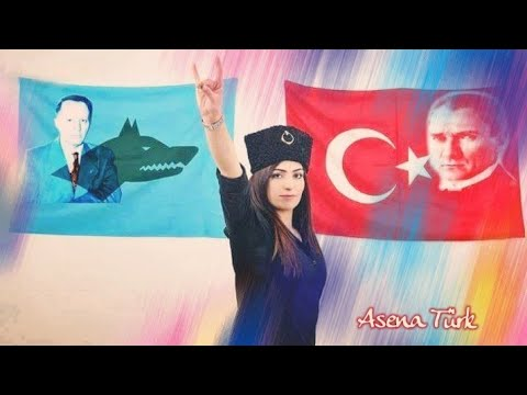 Bilge Kağan KARA  Asena ♡♡Asena Türk ♡♡