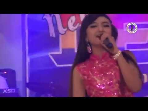 Merdunya Jihan Audy membawakan lagu Hitam Duniamu Putihnya Cintaku