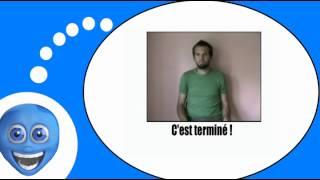 Французского видео урок = Жесты и выражения, № 10