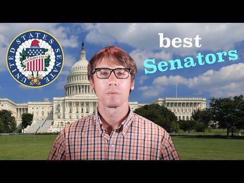 Best 10 Senators In American History