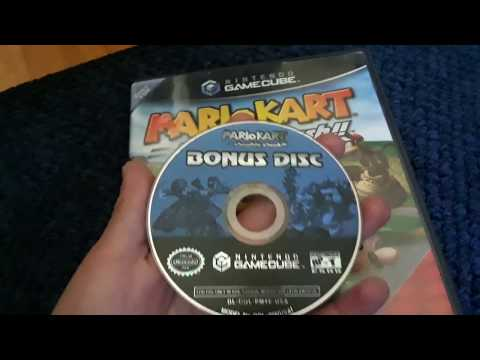Mario Kart Double Dash Bonus Disc Review