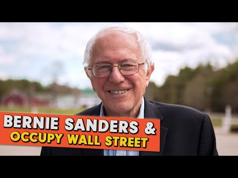 Bernie Sanders and Occupy Wall Street (2015)