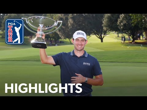 Highlights | Round 4 | TOUR Championship | 2021