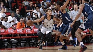 Full Highlights: New Orleans Pelicans vs San Antonio Spurs, MGM Resorts NBA Summer League | July 13