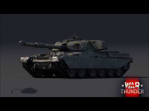 """War Thunder - UK Main OST """"Our Island Home"""" update in 1.77"""